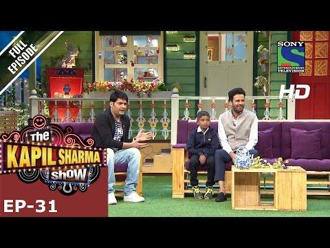 The Kapil Sharma Show-दी कपिल शर्मा शो–Episode 31–Manoj Bajpayee in Kapil's Mohalla–6th August 2016