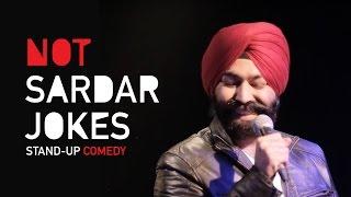 Not Sardar Jokes| Stand-Up Comedy by Vikramjit Singh