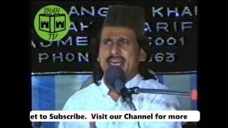 Mohabbat kabhi tumne ki ho toh jaano - Raju Murli Qawwal & Party