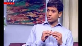 Interview With ETV_MI Ayub