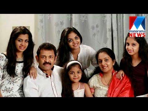 Chat with Krishnakumar and family | Manorama News