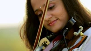 Beyond Time-Roopa Revathi Violin Cover