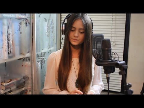 Say Something A Great Big World & Christina Aguilera Cover by Jasmine Thompson