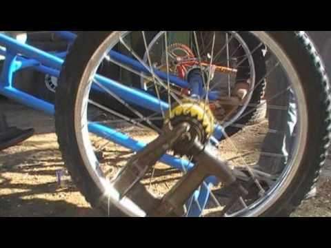 Como construir un Kart
