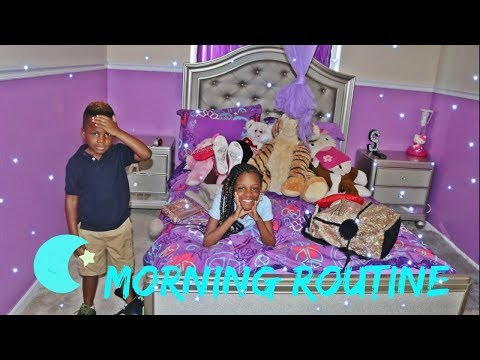 Xxx Mp4 Our School Morning Routine Yaya And Dj 3gp Sex