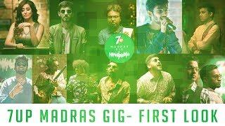 7UP Madras Gig - First Look | D. Imman, Leon James, Santhosh D, Vivek-Mervin, Oorka, Sajith Satya