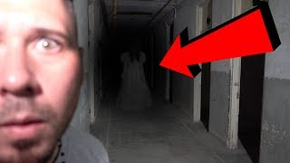 HAUNTED WAVERLY HILLS SANATORIUM AT 3AM - (SCARIEST VIDEO YOU WILL SEE)