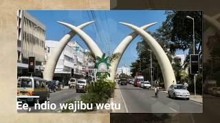 KENYA NATIONAL ANTHEM (Acappella) SMS SKIZA 8020509 to '811' as your skiza tune