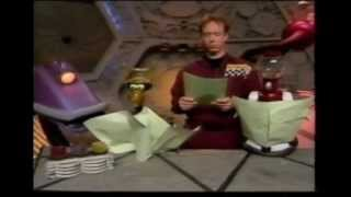MST3K - Crow's Teleplay - Crash of the Moons