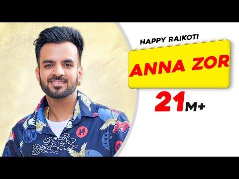 Xxx Mp4 Anna Zor Happy Raikoti Latest Punjabi Song 2015 Speed Records 3gp Sex