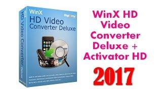 WinX HD Video Converter Deluxe  + Activator