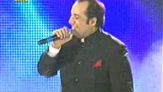 Rahat Fatah Ali Live Tere Mast Mast On PTV