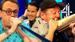 Sean Lock COMPLETELY DERAILS Show With His Horn!   Sean Lock 8 Out Of 10 Cats Does Countdown Pt. 4