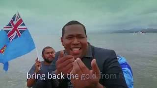 'Go Fiji Go' HD (Rio Olympics Rugby Song 2016)