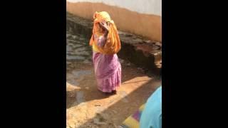 Hajuraama Dancing at Kirtan