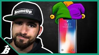 iPhone X Is A JOKE!! (Episode 24, CRAZY Apple rant revealing TRUTH!)