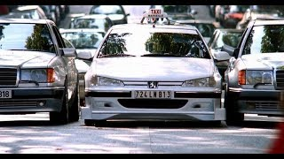 Такси (1998). Финальная погоня / Taxi (1998). The Final Chase