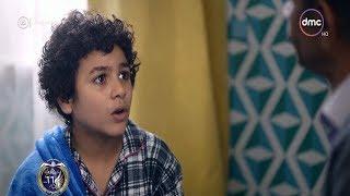 لما تبقي مش عايز تروح المدرسة وتألف حجه .. مشهد كوميدي بين سيد رجب ومرزوق #أبو_العروسة