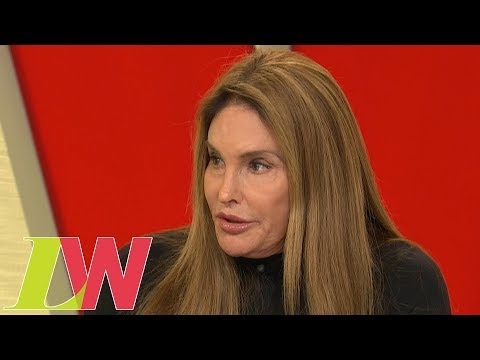 Caitlyn Jenner Talks Frankly About Her Transition Loose Women