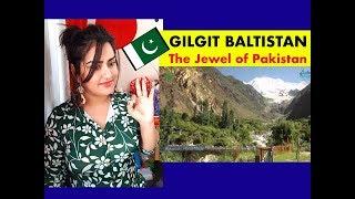 Indian Girl Reacts on GILGIT BALTISTAN   The Jewel of PAKISTAN   Reaction  