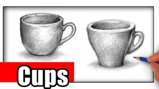How to Draw a Cup - It's Important