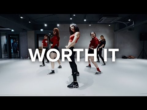 Worth it Fifth Harmony ft.Kid Ink May J Lee Choreography
