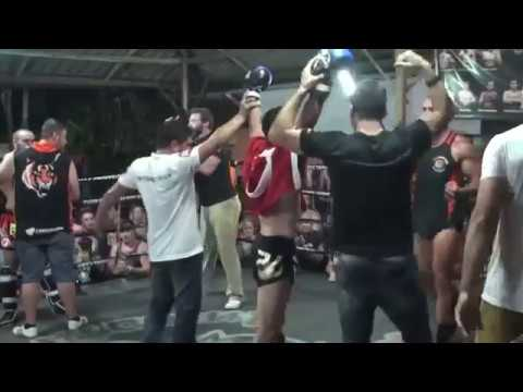 Chris England vs Murat Ismık Turkey