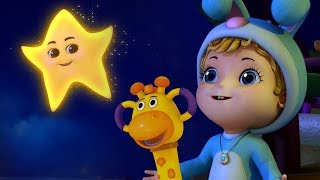 Twinkle Twinkle Little Star | Nursery Rhymes & Baby Song for Children | Infobells