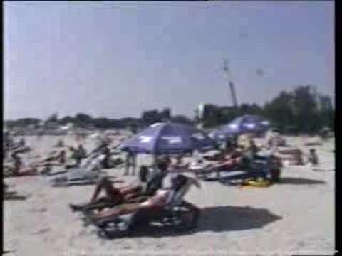 Mamaia Beach Romania Romanya Rumänien