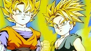 Why Can Goten And Trunks Turn SSJ So Young?