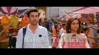 Makeup Morjina Funny Dubbing   Bangla Talkies   Ranbir   Deepika   YouTube