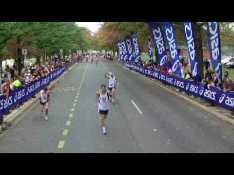 Marathon Collapse at Finish Line Body Shut Down