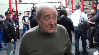 Bob Arum REACTION to GGG Golovkin vs Danny Jacobs DECISION after their Boxing Match 1
