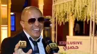 ET بالعربي – Faudel يحكى حصريا عن تحضيره  ل come back قوية