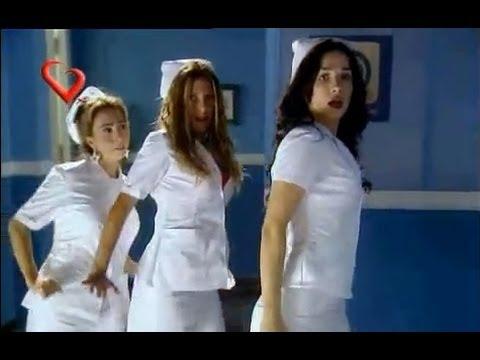 Natalia Oreiro You are the one episode 34 sexy nurses