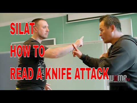 Xxx Mp4 HOW TO READ A KNIFE ATTACK SILAT 3gp Sex
