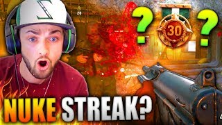 The BIGGEST streak in COD WW2... DID I GET IT? (NUKE 30 STREAK)