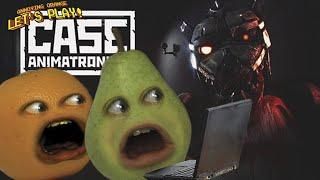 Pear & Annoying Orange Play - CASE: Animatronics