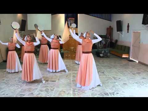 Hijas de Sion Canto Oficial Parte 1 7 HD