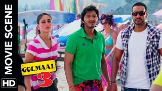 Sun Suna Aati Kya... | Golmaal 3 | Comedy Movie Scene