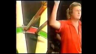 Eric Bristow 9 Darter Attempt - 1985 BDO World Championship