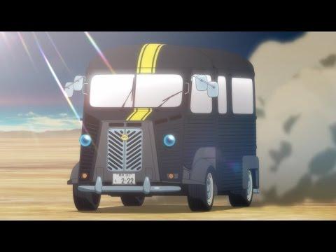 Persona 5 Official Morgana Bus Gameplay (Japanese)