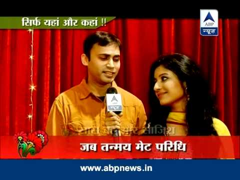 Paridhi Sharma aka Jodha's real life Akbar