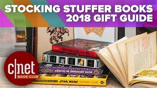 CNET Book Club: Holiday 2018 Gift Guide Special