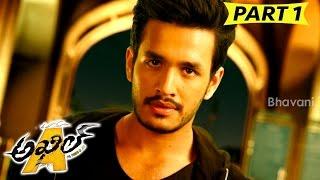 Akhil Full Movie Part 1 || Akhil Akkineni, Sayesha Saigal, VV Vinayak