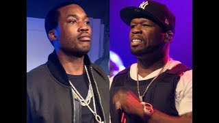 Meek Mill says he Ran into 50 Cent 9 months ago and they squashed their beef as men.
