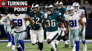 Jay Ajayi Helps Eagles Fly Past the Cowboys (Week 11) | NFL Turning Point
