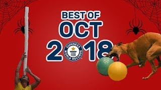 Best of October 2018 - Guinness World Records