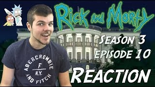 Rick and Morty The Rickchurian Mortydate Reaction
