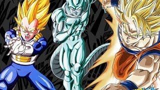 【Dragon Ball Z - AMV】Goku And Vegeta Vs Meta Cooler 「AMV ~ Who We Are」